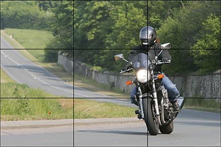 simple à utiliser les lignes de forces permettent des photos bien plus captivantes