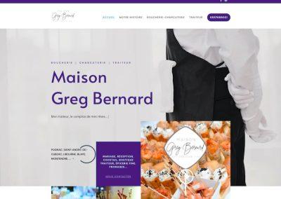 MAISON GREG BERNARD