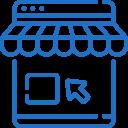 site ecommerce - icone