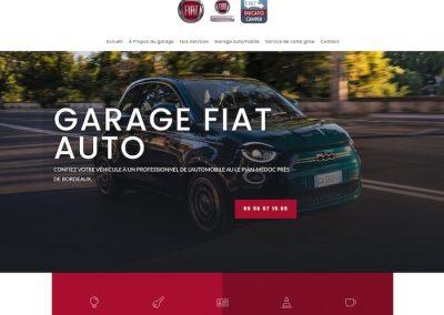 GARAGE FIAT AUTO
