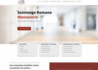 SAINTONGE ROMANE MENUISERIE